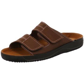 Rohde Komfort Schuh braun