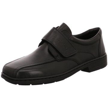 Rieker Komfort SlipperNico schwarz