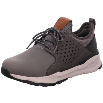 Skechers Sportlicher SchnürschuhSneaker grau
