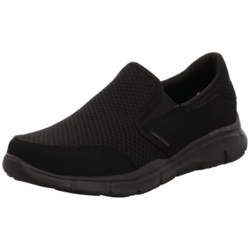 Skechers SlipperEqualizer - Persistent schwarz