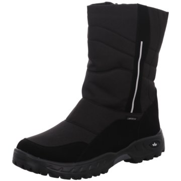 Brütting Winterboot schwarz