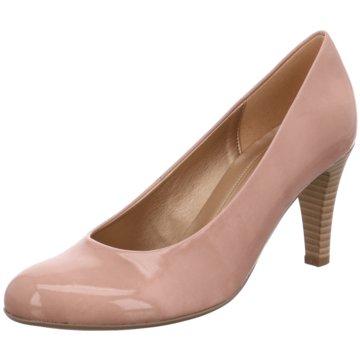 Gabor Klassischer Pumps rosa