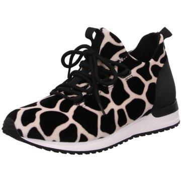 La Strada Sneaker LowGlider Fearless animal