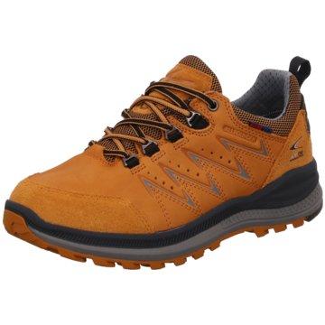 Allrounder Outdoor Schuh orange