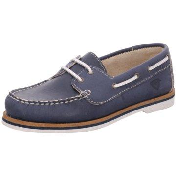 Tamaris Sneaker blau