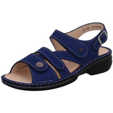 FinnComfort Komfort SandaleGomera blau