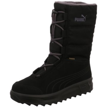 Puma Hoher Stiefel schwarz