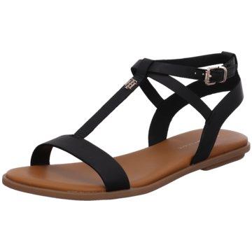 Tommy Hilfiger Sandalette schwarz