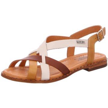 Pikolinos Komfort SandaleSandale beige