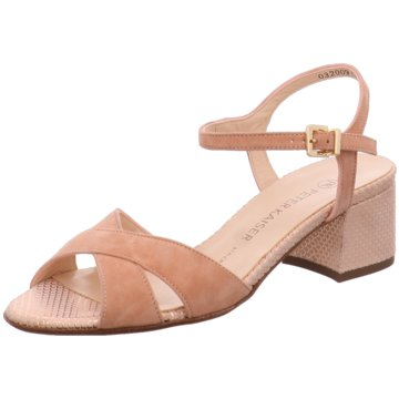 Peter Kaiser Modische Sandaletten beige