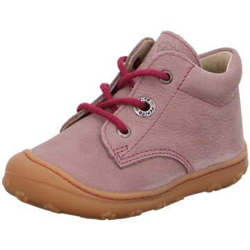 Ricosta Kleinkinder MädchenLauflernschuh rosa