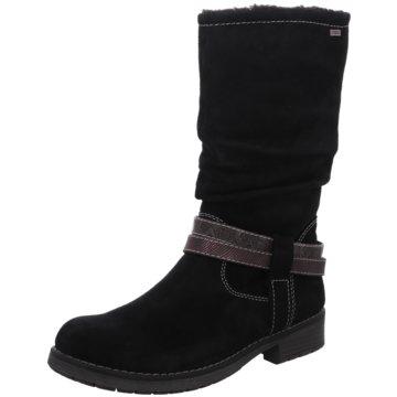 Lurchi Hoher Stiefel schwarz