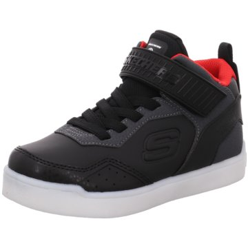 Skechers Sneaker HighS Lights Energy Lights Merrox schwarz