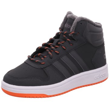 adidas Sneaker HighHoops Mid 2.0 K grau