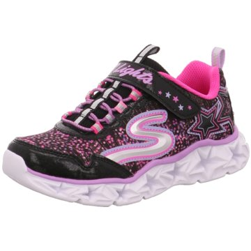 Skechers Sneaker LowLighted Star Cutout schwarz