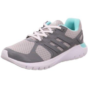 adidas LaufschuhDuramo 8 Damen Laufschuhe Running grau blau grau