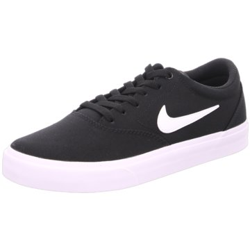 Nike Sneaker LowSB CHARGE CANVAS - CD6279-002 schwarz