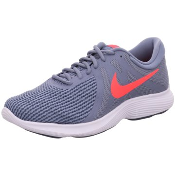Nike Sneaker LowREVOLUTION 4 grau