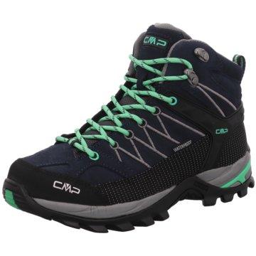 CMP F.lli Campagnolo TrekkingschuheRigl Mid Trekking blau