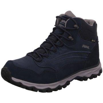 Meindl Outdoor SchuhTerni Lady Mid GTX - 5533 blau