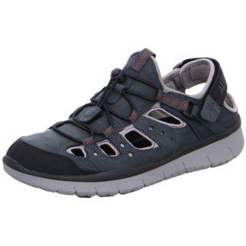 Allrounder Komfort Schuh grau