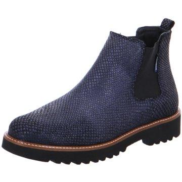 Mephisto Chelsea Boot blau