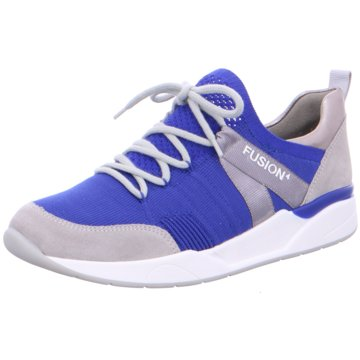 ara Sportlicher Schnürschuh blau