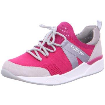 ara Sportlicher Schnürschuh pink