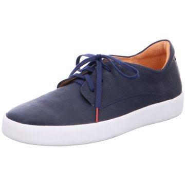 Think Sneaker Low blau
