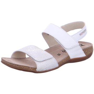 Mephisto Komfort Sandale weiß