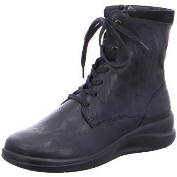 Fidelio Komfort Stiefelette schwarz
