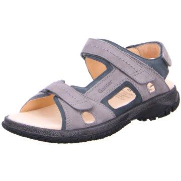 Ganter Komfort Schuh grau