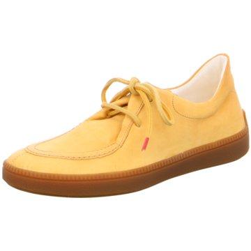 Think Bootsschuh gelb