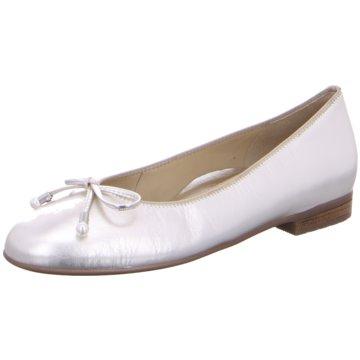 ara Eleganter Ballerina silber