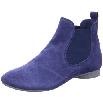 Think Chelsea Boot blau