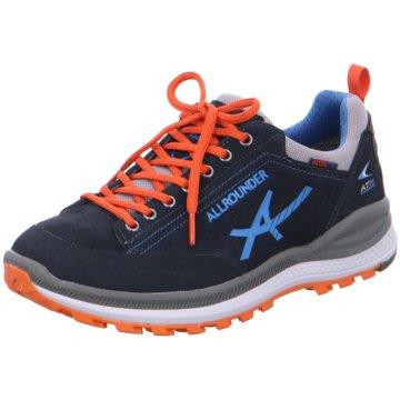 Allrounder Outdoor SchuhRISING-TEX - P2006510 blau