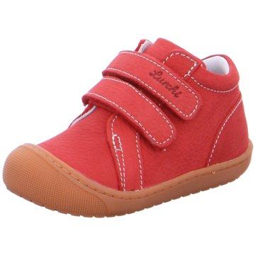Lurchi Kleinkinder Mädchen rot