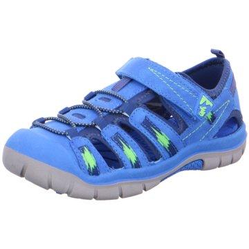 Lurchi SandalePete blau