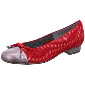 ara Klassischer BallerinaBari rot