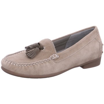 ara Mokassin SlipperBOSTON beige