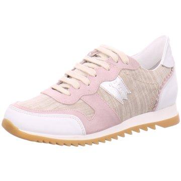 Stau Sneaker Low rosa