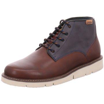 Pikolinos Sneaker High braun