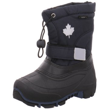 Canadians Winterstiefel blau