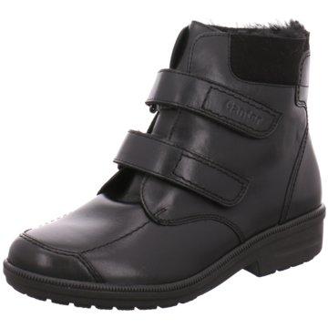 Ganter Komfort StiefeletteKathy schwarz
