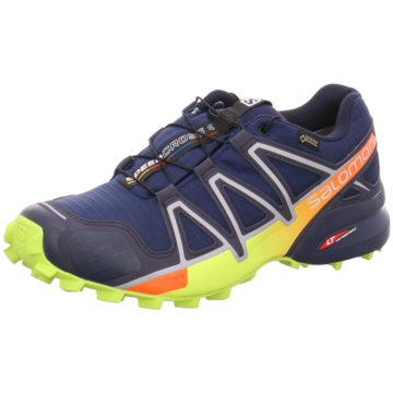 Salomon Outdoor SchuhSpeedcross 4 GTX Outdoorschuhe blau