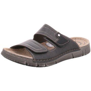 Montega Komfort Schuh grau
