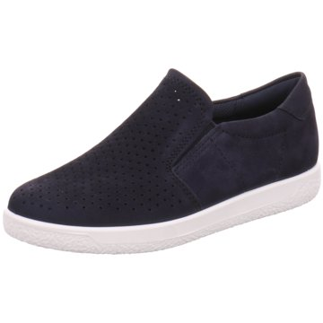 Ecco Slipper Halbschuh Casual ECCO SOFT 1 LADIES