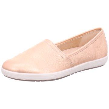 Legero Klassischer Slipper rosa