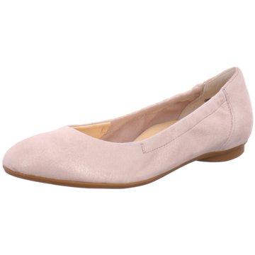 Paul Green Klassischer Ballerina grau