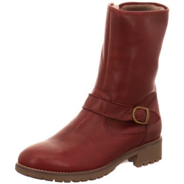 Sabalin Hoher Stiefel rot